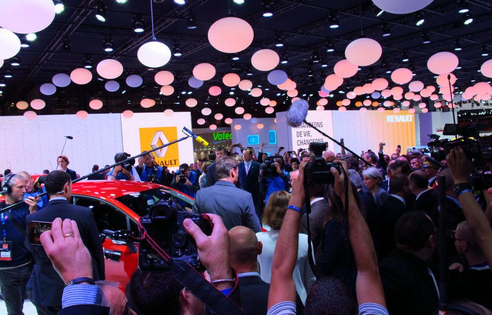 Salonul Auto de la Paris 2012 - cel mai popular salon din lume cu 1.2 milioane de vizitatori - Poza 2