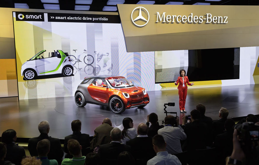 Salonul Auto de la Paris 2012 - cel mai popular salon din lume cu 1.2 milioane de vizitatori - Poza 4