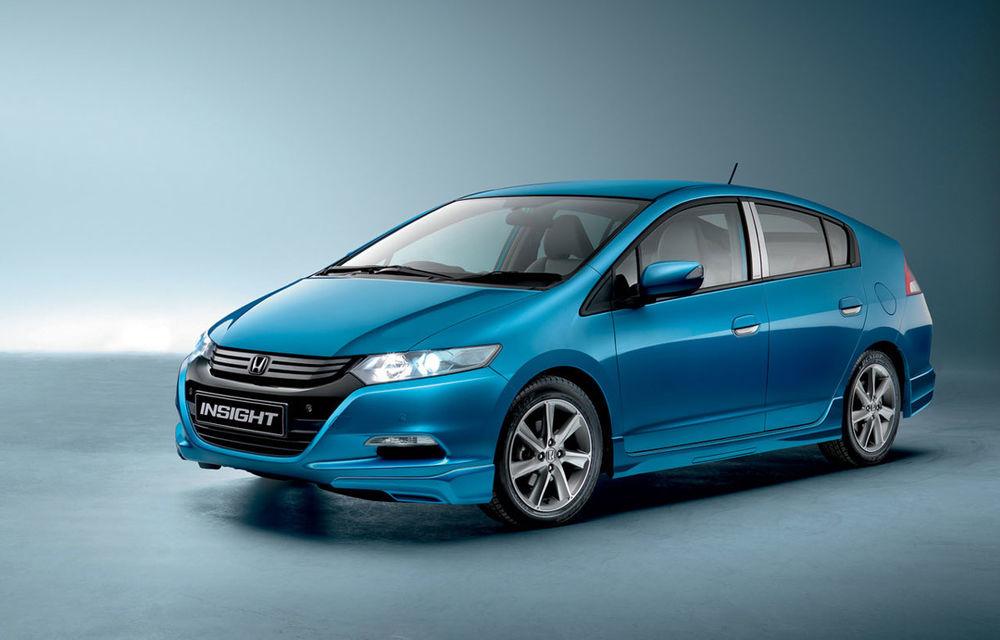 Honda a reuşit să vândă un milion de maşini hibride în 13 ani - Poza 1