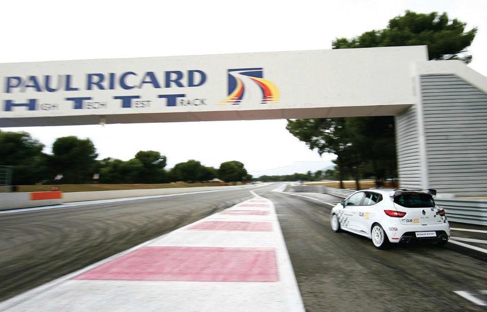 Renault Clio Cup, primele imagini şi informaţii oficiale - Poza 2