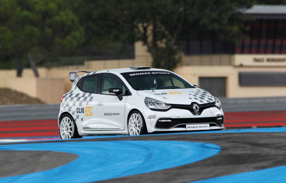 Renault Clio Cup, primele imagini şi informaţii oficiale - Poza 1