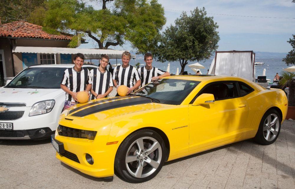 Chevrolet donează 250.000 euro organizaţiei SOS Satele Copiilor - Poza 2