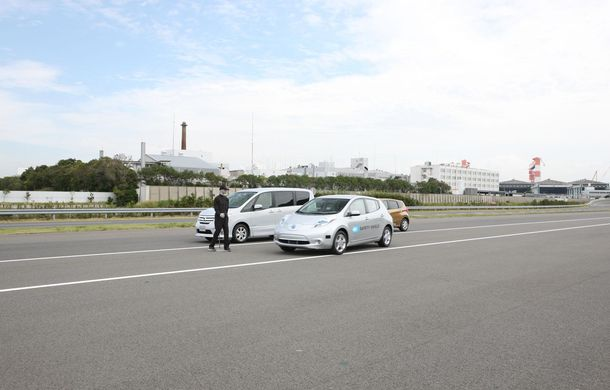 Nissan a dezvoltat un sistem de direcţie revoluţionar - Poza 8