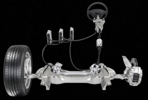 Nissan a dezvoltat un sistem de direcţie revoluţionar - Poza 4