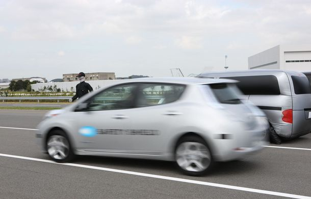 Nissan a dezvoltat un sistem de direcţie revoluţionar - Poza 7