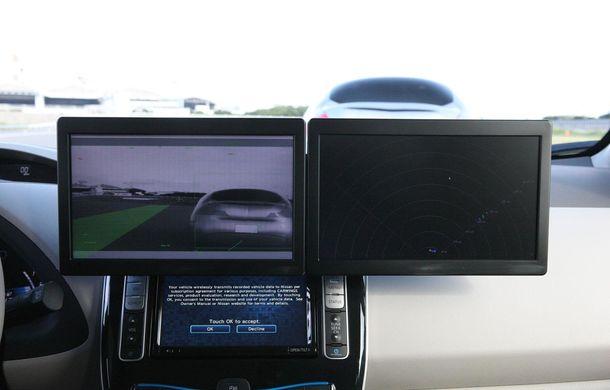 Nissan a dezvoltat un sistem de direcţie revoluţionar - Poza 2