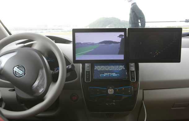 Nissan a dezvoltat un sistem de direcţie revoluţionar - Poza 1
