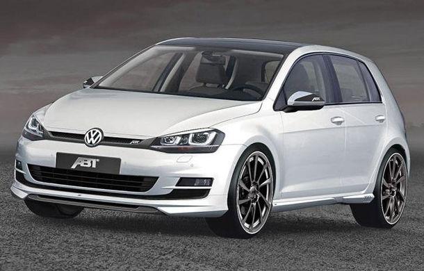 Volkswagen Golf 7 primeşte primul său pachet de tuning de la ABT - Poza 1