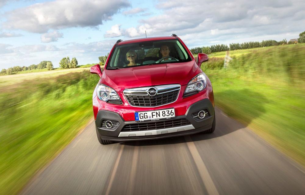 """Opel: """"Vrem să depăşim Ford în Europa"""" - Poza 1"""