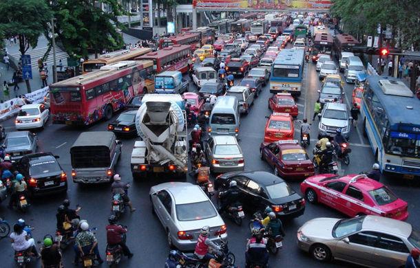 Topul oraşelor europene cu un trafic de coşmar - Poza 1