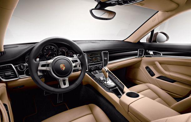 Porsche Panamera Platinum Edition - detalii şi imagini oficiale - Poza 5