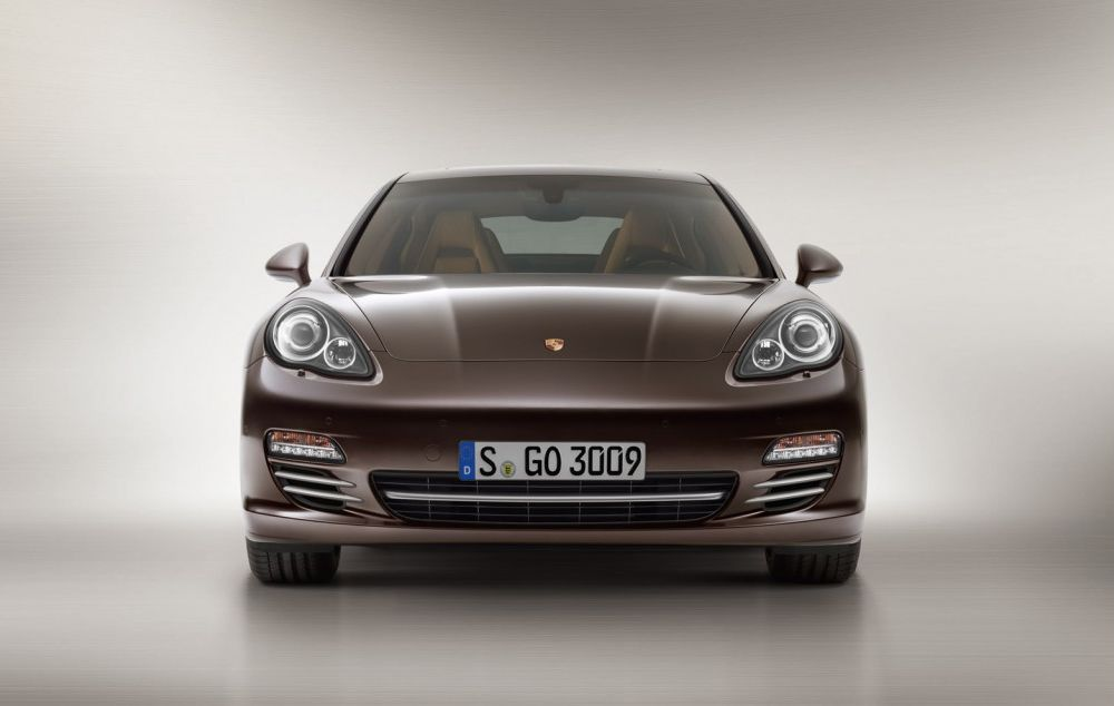 Porsche Panamera Platinum Edition - detalii şi imagini oficiale - Poza 3