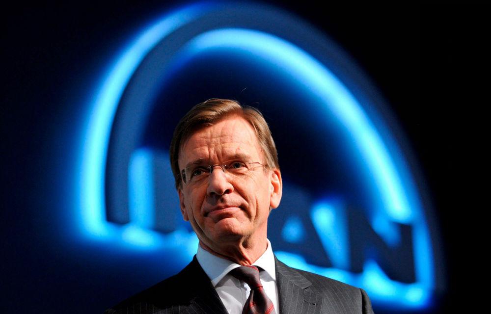 Hakan Samuelsson, fostul şef MAN, a preluat conducerea Volvo - Poza 1