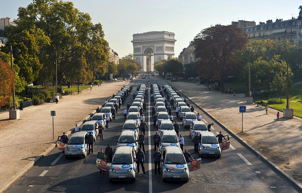 Franţa: 26 de constructori sunt puternic afectaţi de noua versiune a taxei de mediu - Poza 1