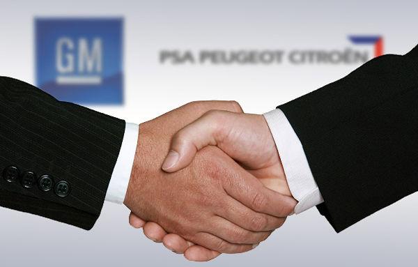 Detaliile colaborării Opel-Chevrolet-Peugeot-Citroen: modele colective de segment mic şi platformă comună pentru Insignia, C5 şi 508 - Poza 1