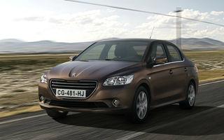Peugeot 301 costă 10.900 euro în România