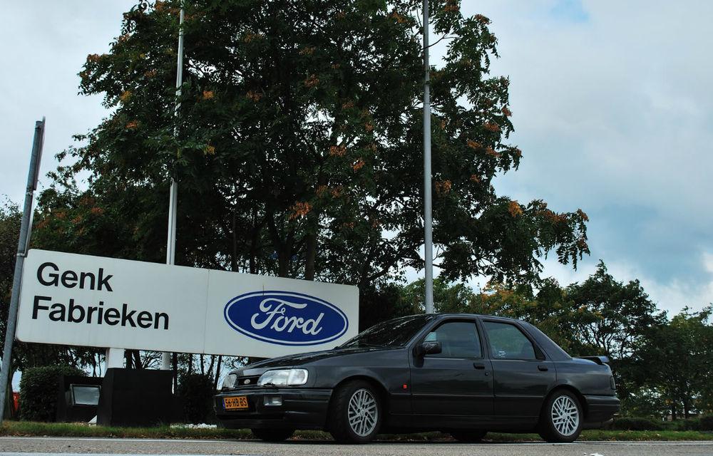 Ford va închide fabrica sa din Belgia la sfârşitul lui 2014 - Poza 1