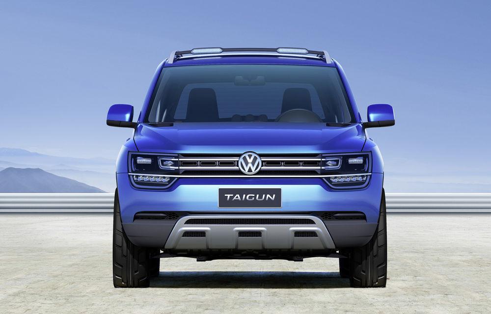 Skoda ar putea produce propria versiune a SUV-ului Taigun - Poza 1