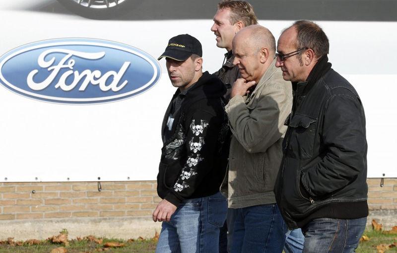 Ford închide trei fabrici în Europa: după Genk, urmează Southampton şi Dagenham - Poza 1