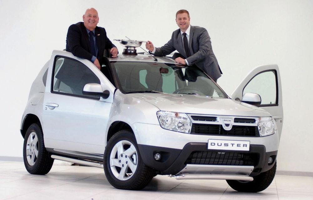 Dacia Duster este Maşina Anului 2012 în Scoţia - Poza 1