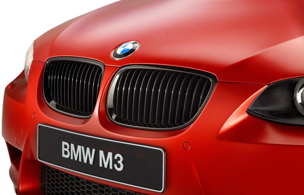 BMW M3 Frozen Edition pentru piața americană - Poza 4