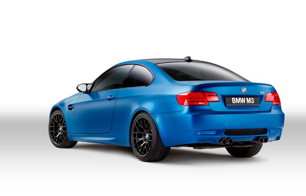 BMW M3 Frozen Edition pentru piața americană - Poza 2