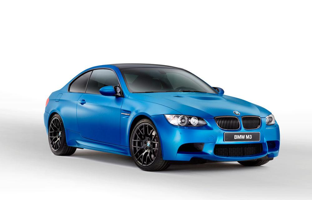 BMW M3 Frozen Edition pentru piața americană - Poza 1