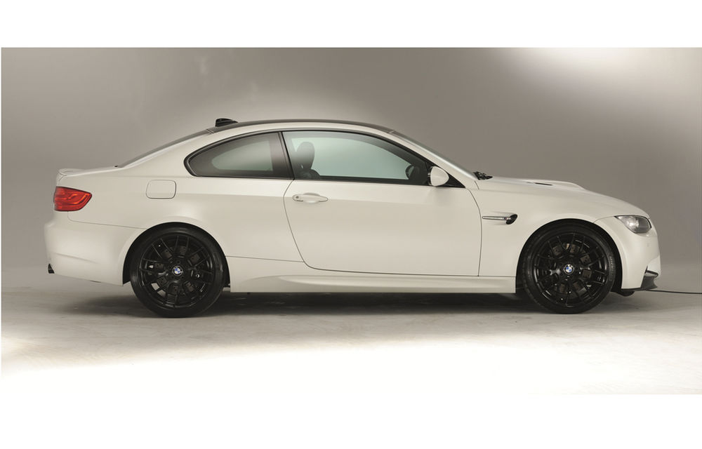 BMW M3 Frozen Edition pentru piața americană - Poza 3