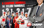 F1 Champ: Câștigătorii etapei a 17a