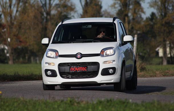 Fiat Panda by Novitec Rosso: 99 de cai putere din doi cilindri - Poza 7