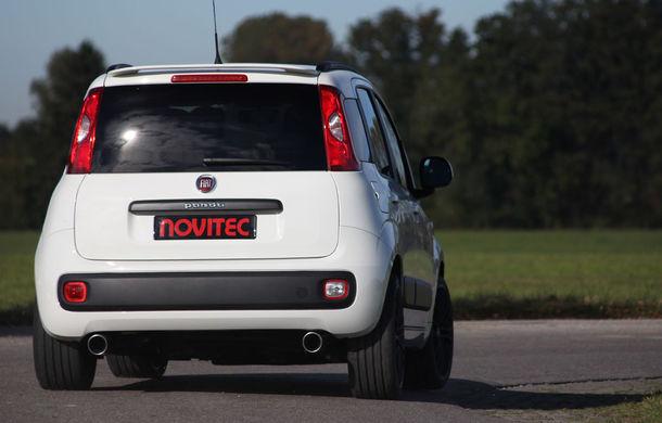 Fiat Panda by Novitec Rosso: 99 de cai putere din doi cilindri - Poza 4