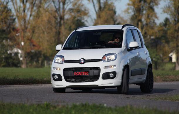 Fiat Panda by Novitec Rosso: 99 de cai putere din doi cilindri - Poza 3