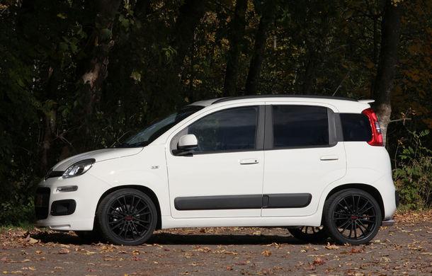 Fiat Panda by Novitec Rosso: 99 de cai putere din doi cilindri - Poza 6