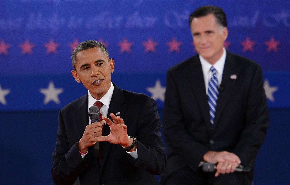 Obama răspunde ferm la criticile lui Romney privind concernul Chrysler - Poza 1