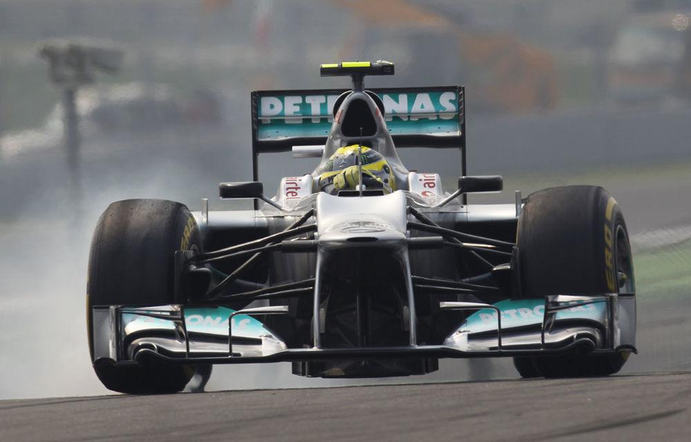 Lauda neagă înlocuirea lui Brawn la Mercedes - Poza 1