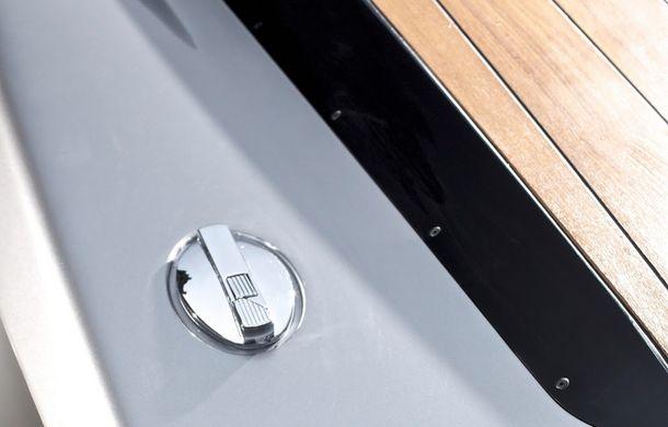 Jaguar a proiectat o ambarcaţiune drept accesoriu pentru XF Sportbrake - Poza 9
