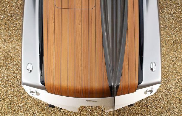 Jaguar a proiectat o ambarcaţiune drept accesoriu pentru XF Sportbrake - Poza 5