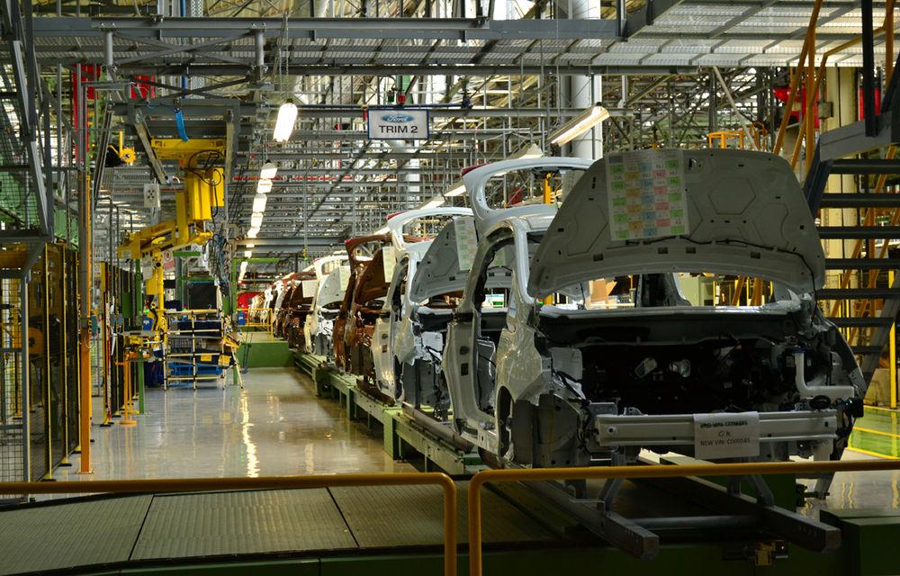 """Ford: """"Uzina de la Craiova este cea mai integrată dintre cele pe care le avem în Europa"""" - Poza 1"""