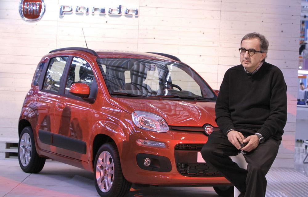 Marchionne vrea o alianţă Fiat, Opel şi Peugeot pentru a se bate cu Volkswagen - Poza 1
