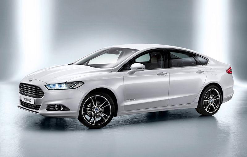 Lansarea noului Ford Mondeo, amânată până la finalul lui 2014 - Poza 1