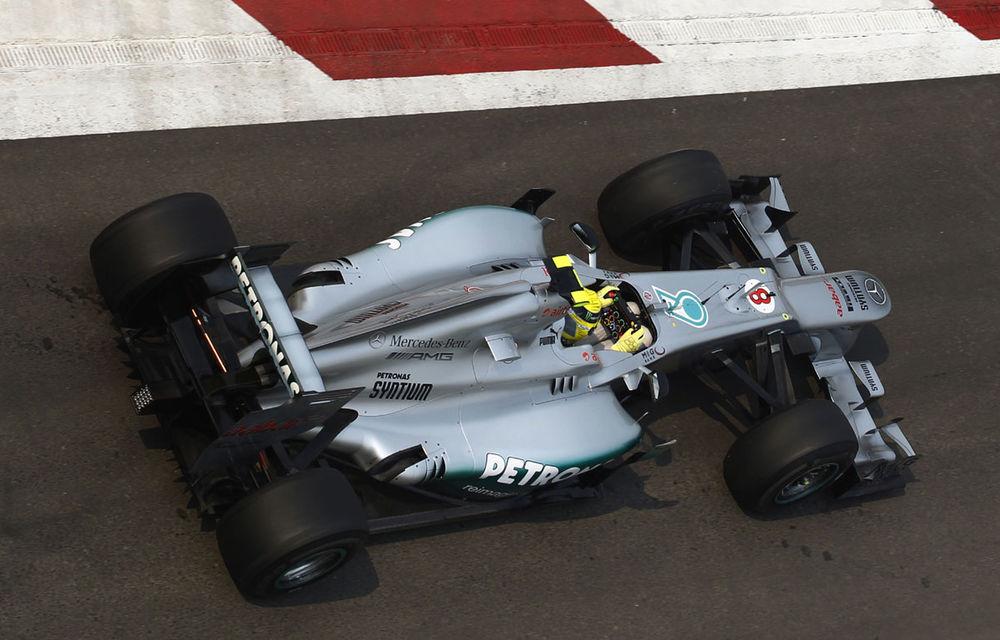 Mercedes ar putea renunţa la sistemul DDRS în 2013 - Poza 1