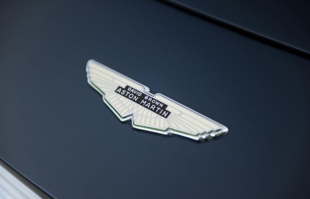 Aston Martin DB5 deținut de Paul McCartney vândut la licitație pentru 307.000 lire sterline - Poza 10