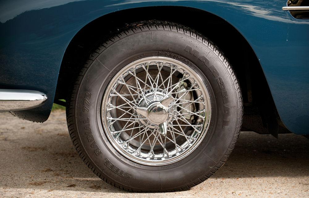 Aston Martin DB5 deținut de Paul McCartney vândut la licitație pentru 307.000 lire sterline - Poza 18