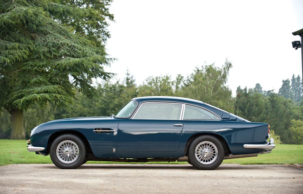 Aston Martin DB5 deținut de Paul McCartney vândut la licitație pentru 307.000 lire sterline - Poza 5