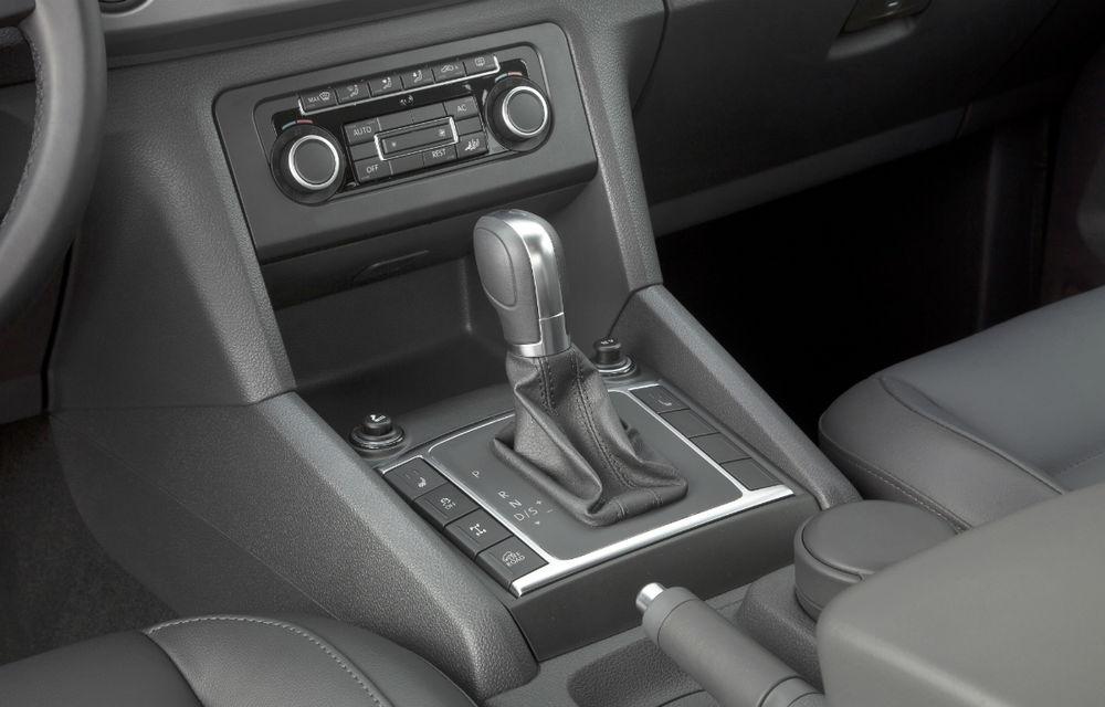 Volkswagen Amarok BiTDI a devenit mai puternic şi este oferit şi cu o transmisie automată - Poza 2