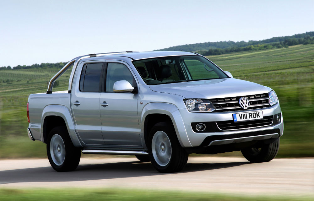 Volkswagen Amarok BiTDI a devenit mai puternic şi este oferit şi cu o transmisie automată - Poza 1