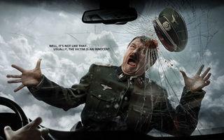 Hitler, Stalin şi Saddam Hussein, într-o campanie inteligentă pentru sensibilizarea şoferilor din România