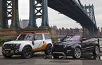 Land Rover promite 16 modele noi până în 2020