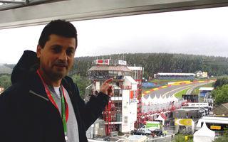 GALERIE FOTO: Câştigătorul F1 Champ 2011 a fost la Spa-Francorchamps!