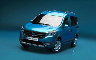 Noul Dokker Stepway va fi primul model Dacia care nu va fi vândut în România